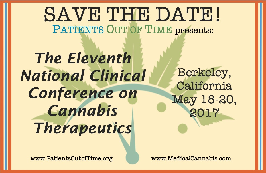 Patients Out of Time May 18-20, 2017